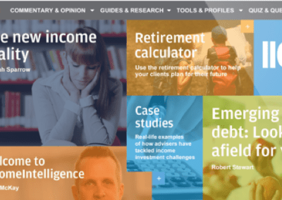 Income Intelligence