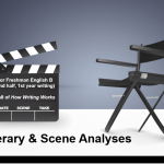 Literary and Scene Analyses