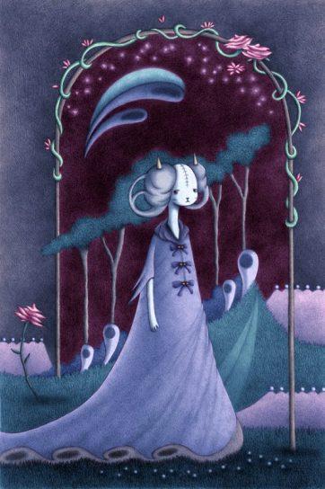 Disenchanted Princess