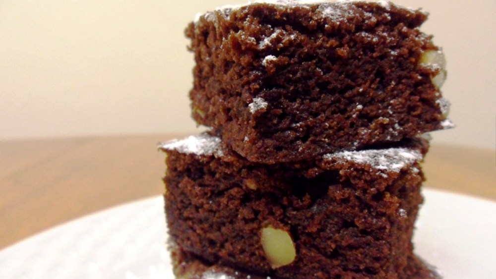 Choccy brownies! (2/2)