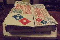 Easy Dinner with Domino's