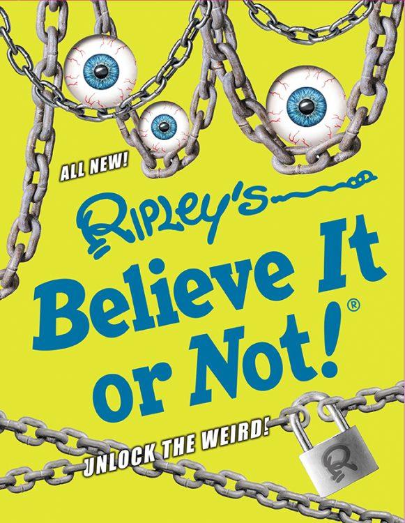 Ripley's Believe It Or Not Unlock The Weird
