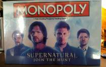 2016 Holiday Gift Guide: Supernatural Monopoly from USAopoly