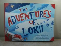 Loki Starred In His Own Book With Puplish!
