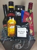 Give Dad A Gift Basket He REALLY Wants: The BroBasket