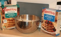 Breakfast Night with Krusteaz