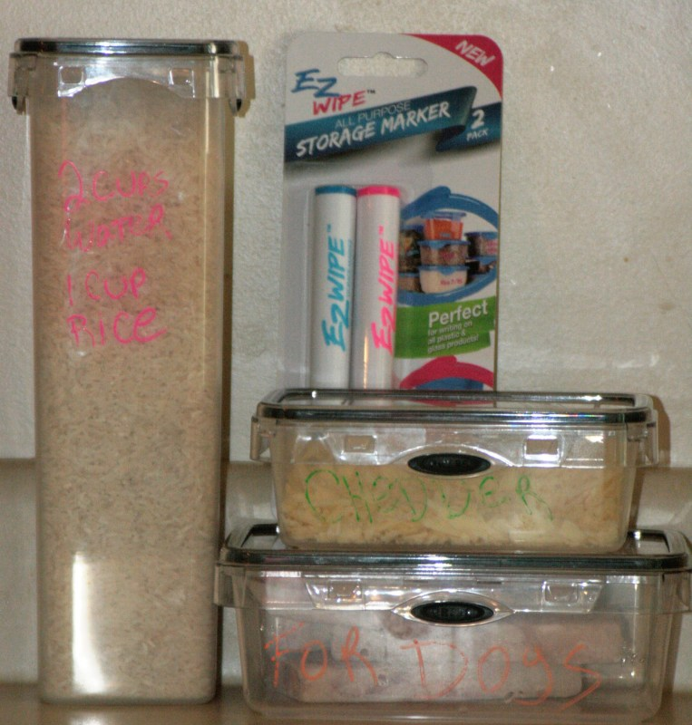 Why I Love Press N' Click Food Storage Containers