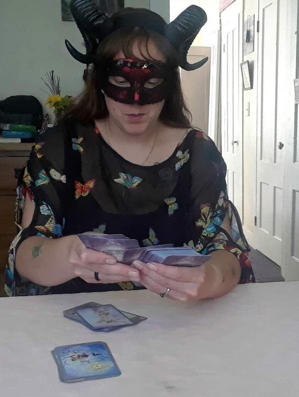 My Reading with The Starlight Oracle