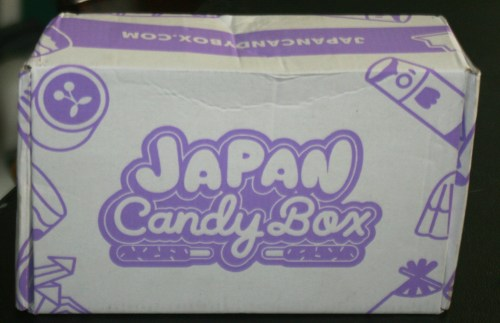 Japan Candy Box Unboxing