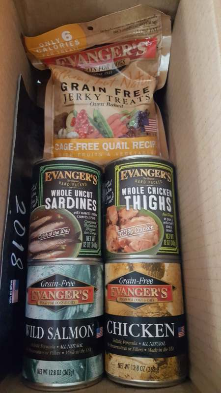 Holiday Gift Guide: Evanger's Pet Food