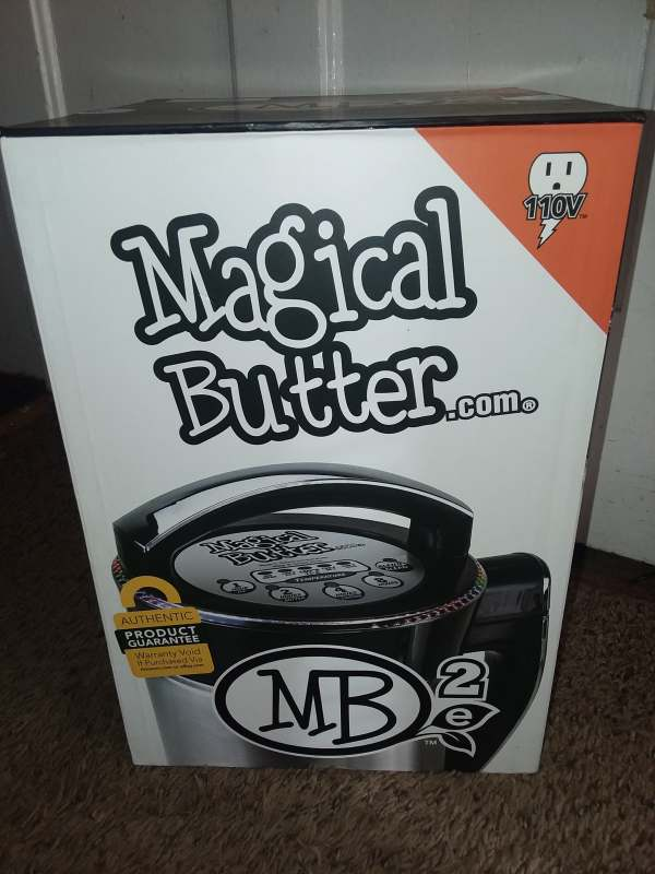Holiday Gift Guide: MagicalButter Machine