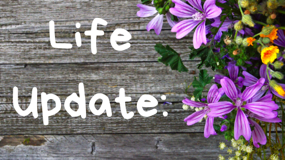 Life Update: May 2019