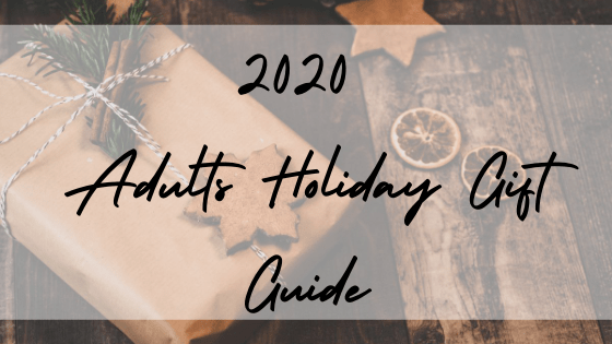 2020 Teens and Adults Holiday Gift Guide - Stephs Cheers and Jeers