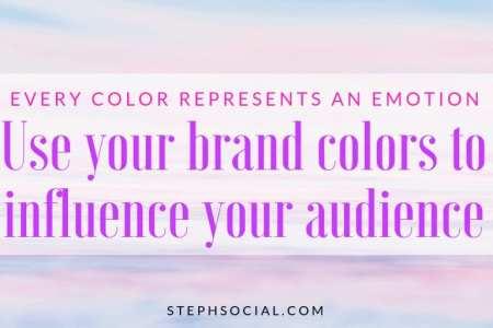 blog color palette