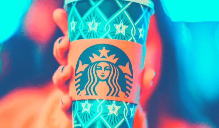starbucks holiday drink