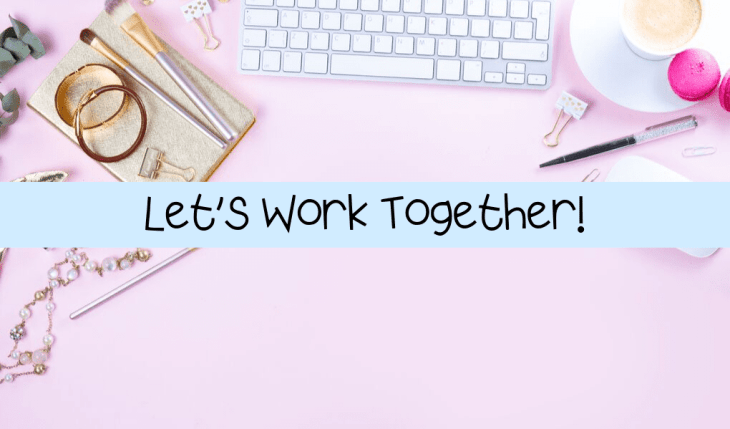 blogger collaboration opportunity