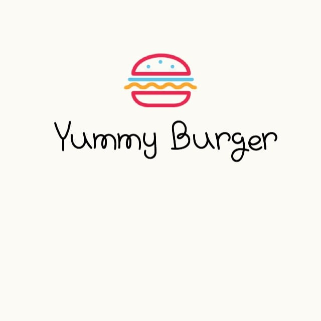 yummy burger font
