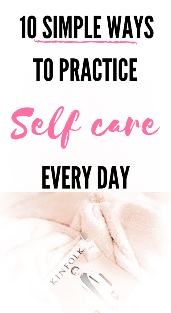 Self care routine | self care tips | self care ideas | personal development | self improvement | how to be happier
