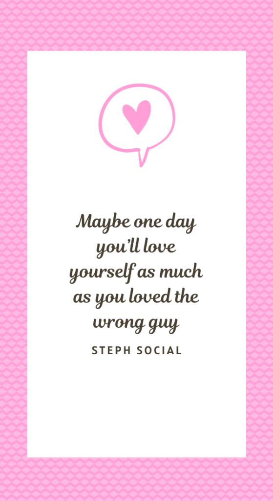 Inspiring affirmations for self love.