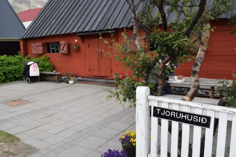 So many places in Iceland are very modest on the outside and hold unknown treasures inside.