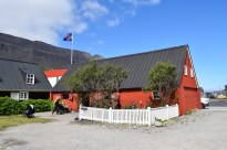 Look for this restaurant if you are in Isafjordur.