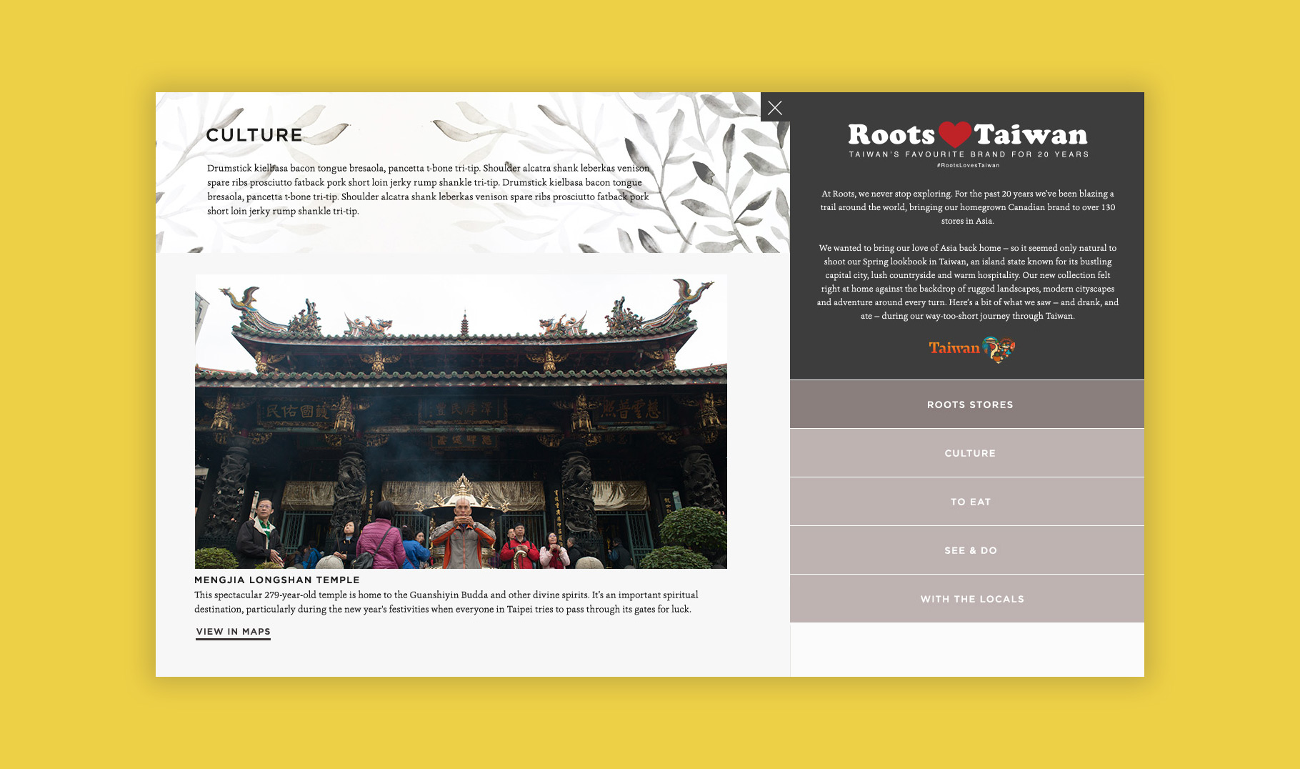 Image of Roots City Guide