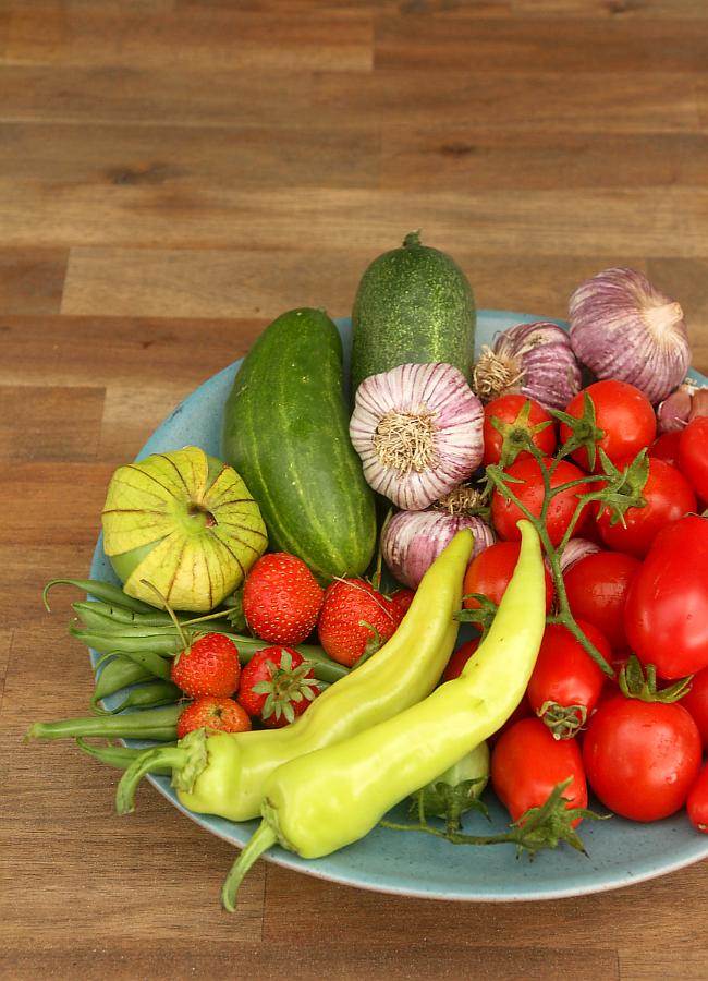 veggie platter cover
