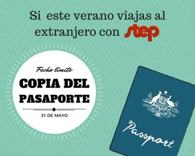 ¿Necesito PASAPORTE para viajar por Europa con STEP?