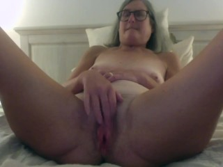 Horny Stepmom Fantasizes About Stepson Fingers