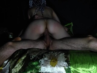 Fucked the young stepmother on the first day