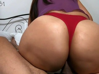 juicy with perfect ass fucking backwards