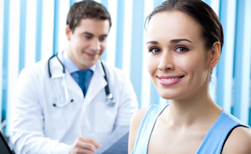 yearly doctors examination photo