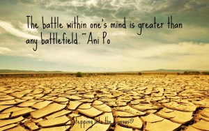 battle within ones own mind