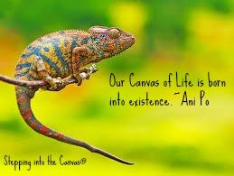 born into existence