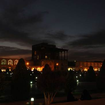 Esfahan and Imam Square
