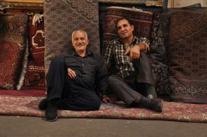 Tabriz: the carpets and the bazaar