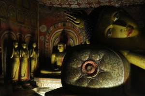 Dambulla and the Buddhas