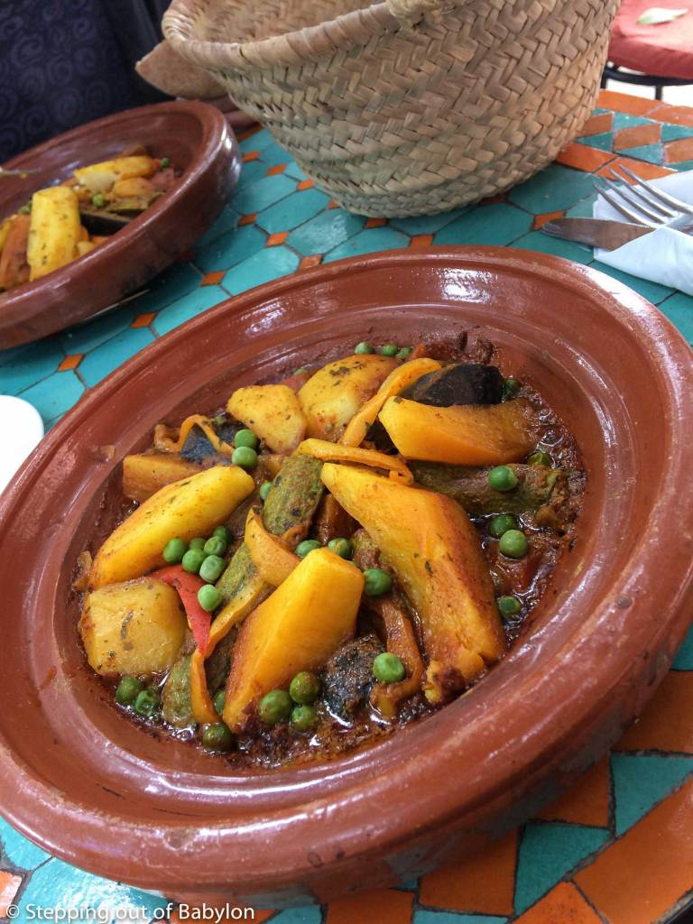 Tagine at Amal