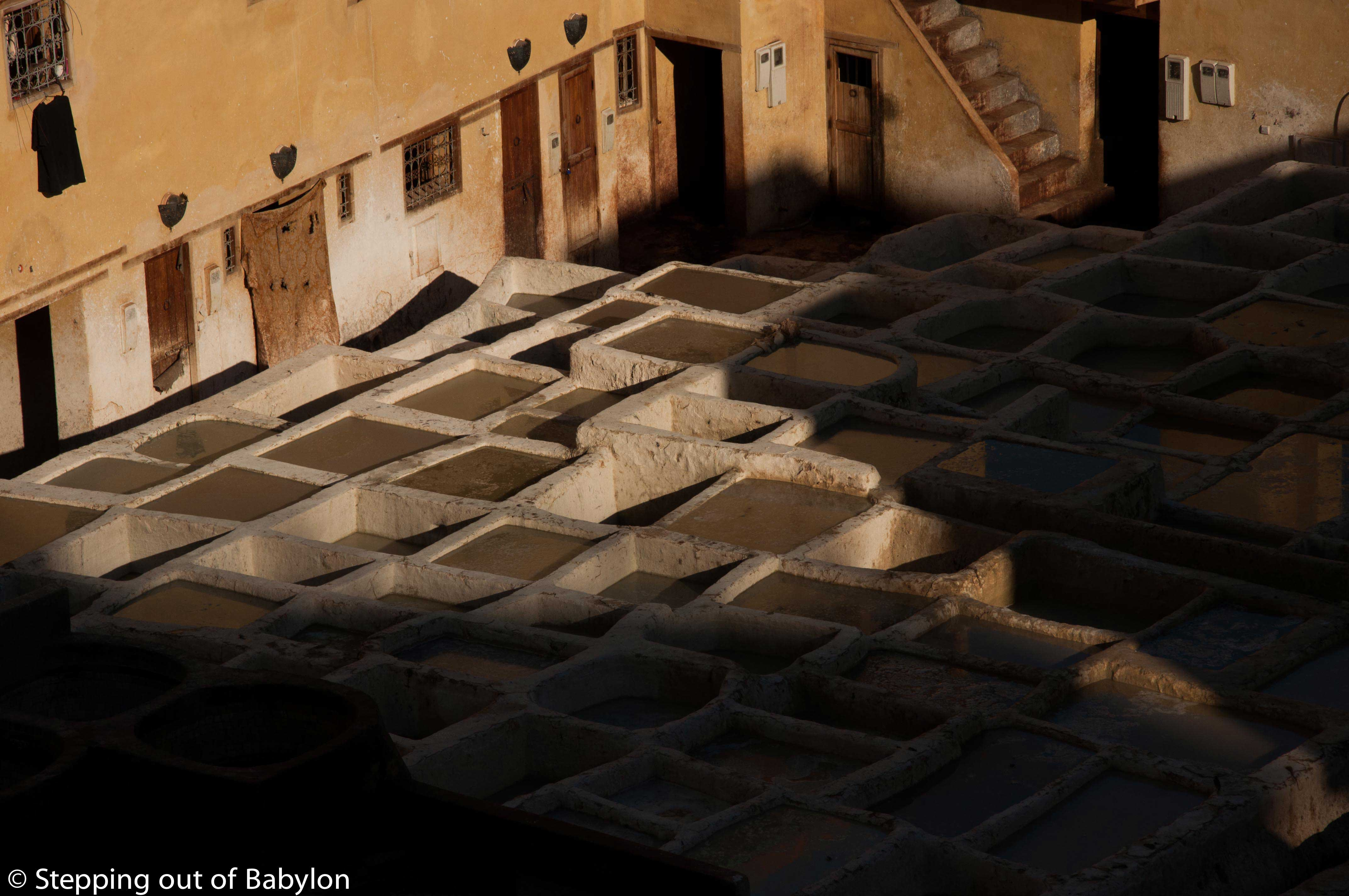 Fes… get lost in the medina