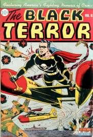 The Black Terror No. 6