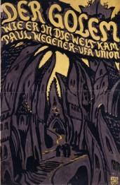The Golem: How He Came into the World Paul Wegener 1920