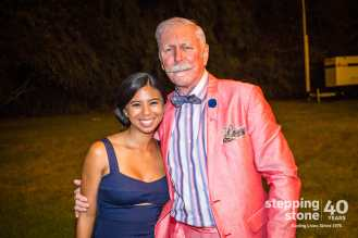 """Celebrating 40 Years at Stepping Stone's """"Laughing Out Loud 2016"""" Gala Fundraiser at Swiss Park. Learn more at https://steppingstonesd.org/"""