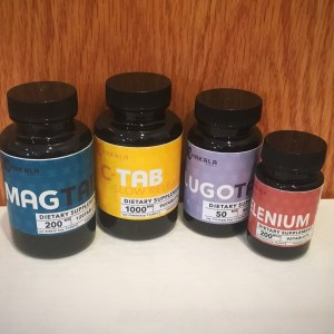 Iodine Supplementing Kit - 50 mgs 90 Tabs