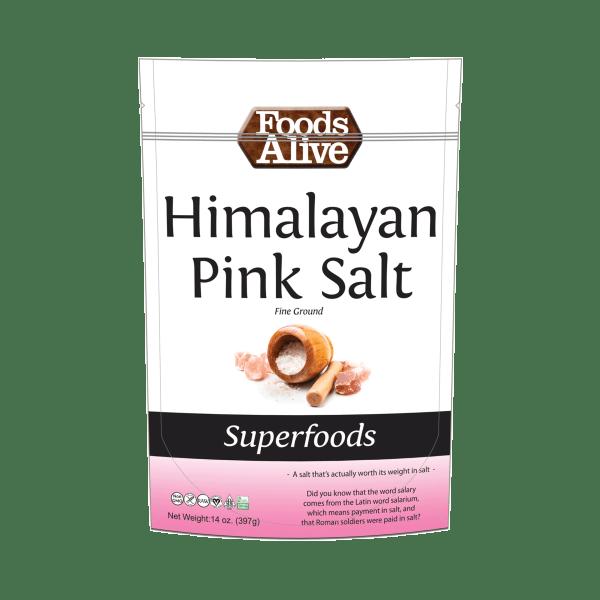 Five Alive Himalayan Pink Salt 14 oz