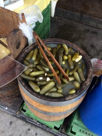All the pickles!