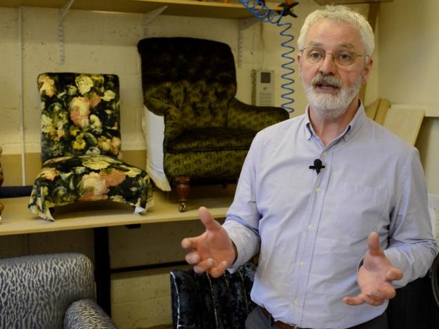 Upholstery Craft Training Centre | STEP Tenant | Business Premises | Unit