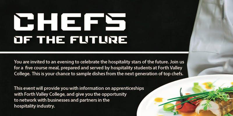 Chefs of the Future 2019 - By Invitation Only