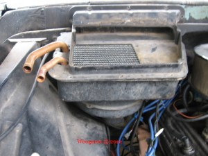 02172012 : 28 pics – heater core unit reassembly