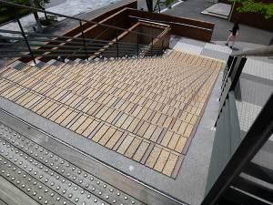 京都佛教大学(外部階段)