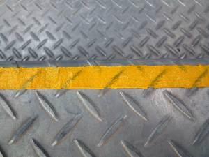 トヨタ自動車大学階段(塗布ライン)